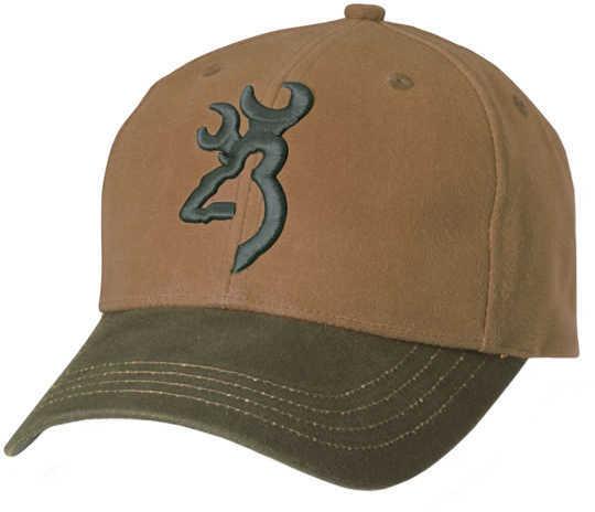 Browning Cap Repel-Tex 3D Buckmark Acorn/Olive Model: 308110341