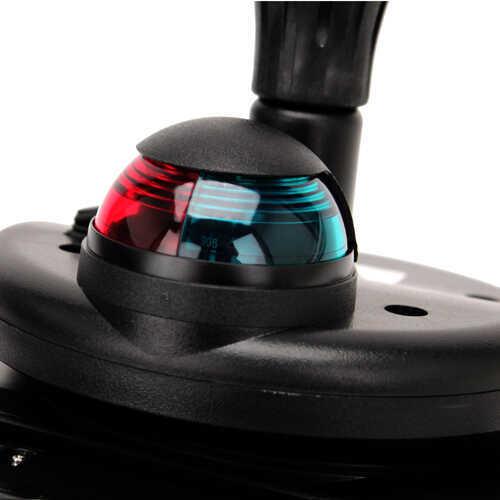 Golight Gobee Light Black Stanchion Mount W/Remote Model: 2151