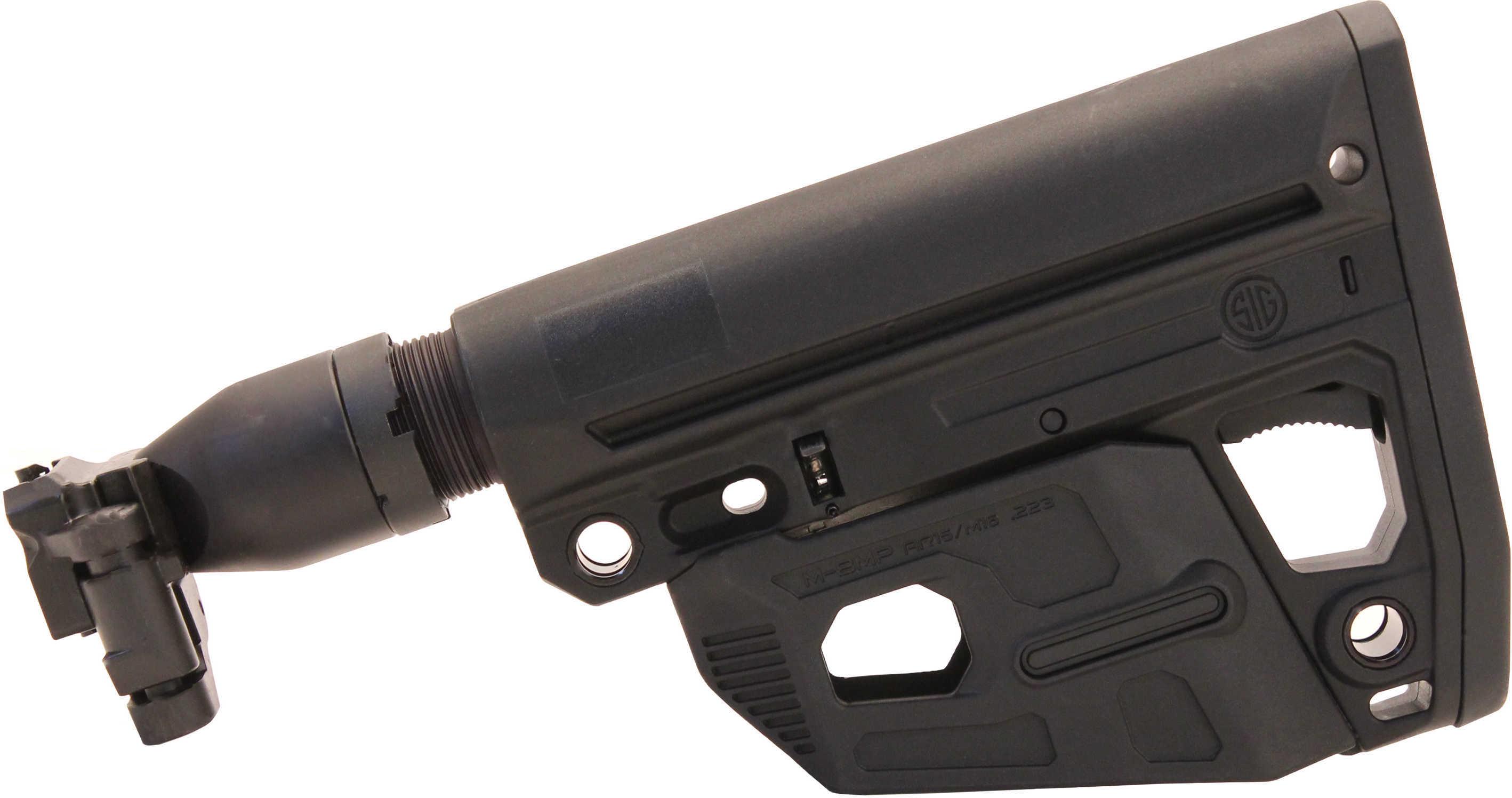 Sig Sauer STOCKXFOLD MCX/MPX AR-15 Black