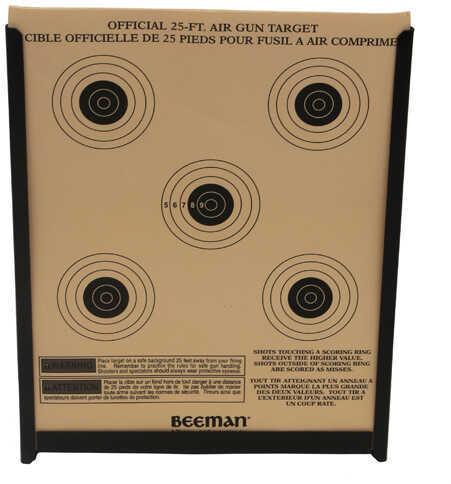 Beeman 2085 Pellet Trap Steel, Paper Targets and Metal Silhouette