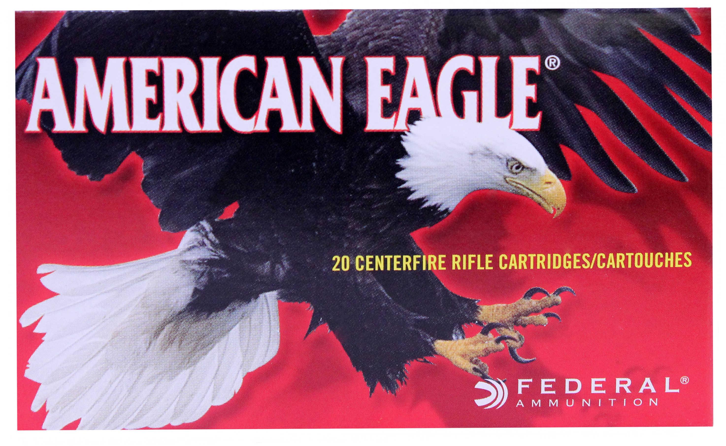 Federal Cartridge 300 AAC Blackout American Eagle, 150 Grain Full Metal Jacket, Per 20 Md: AE300BLK1