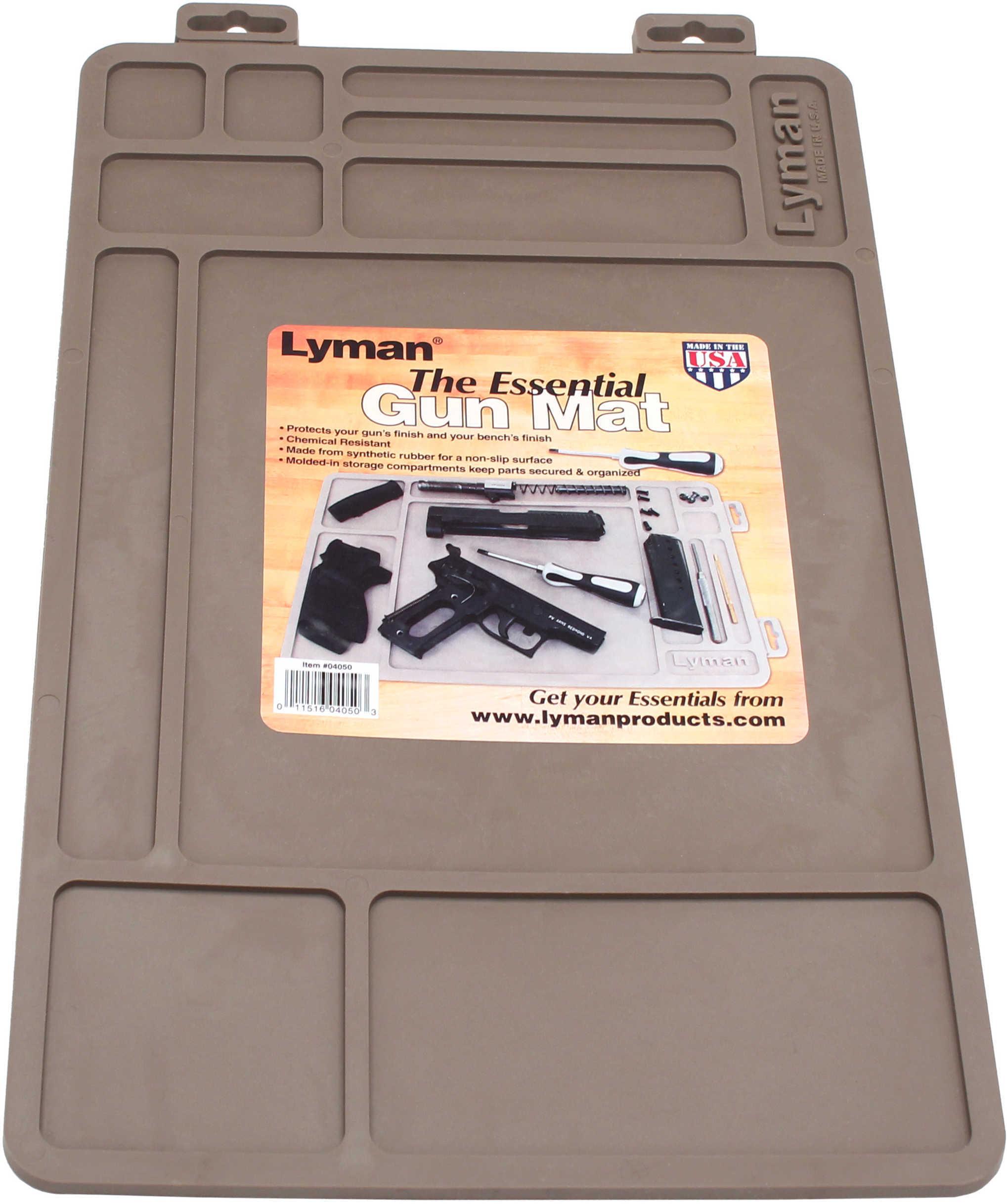 Lyman Gun Maintenance Mat Synthetic Rubber