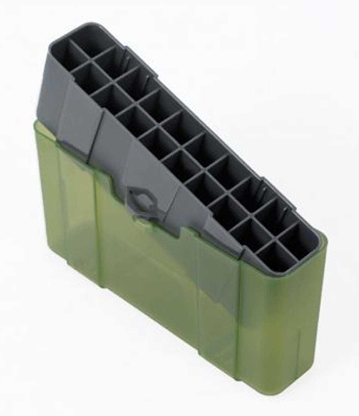 Plano Ammo Box Medium Rifle 20-RNDS Slip Top 6Pk Case LOTS