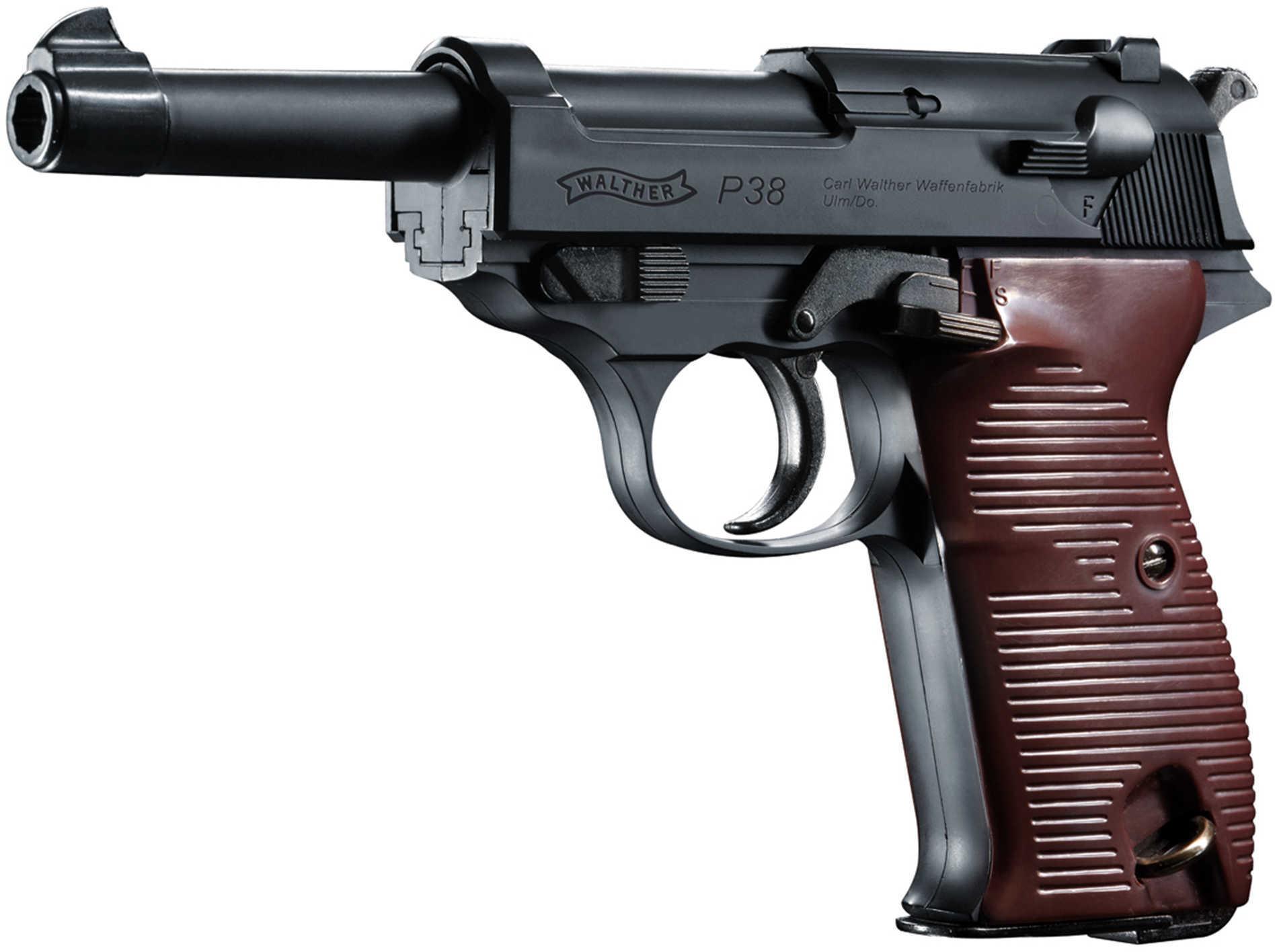 Walther P38 Air Gun BB Pistol Full Metal