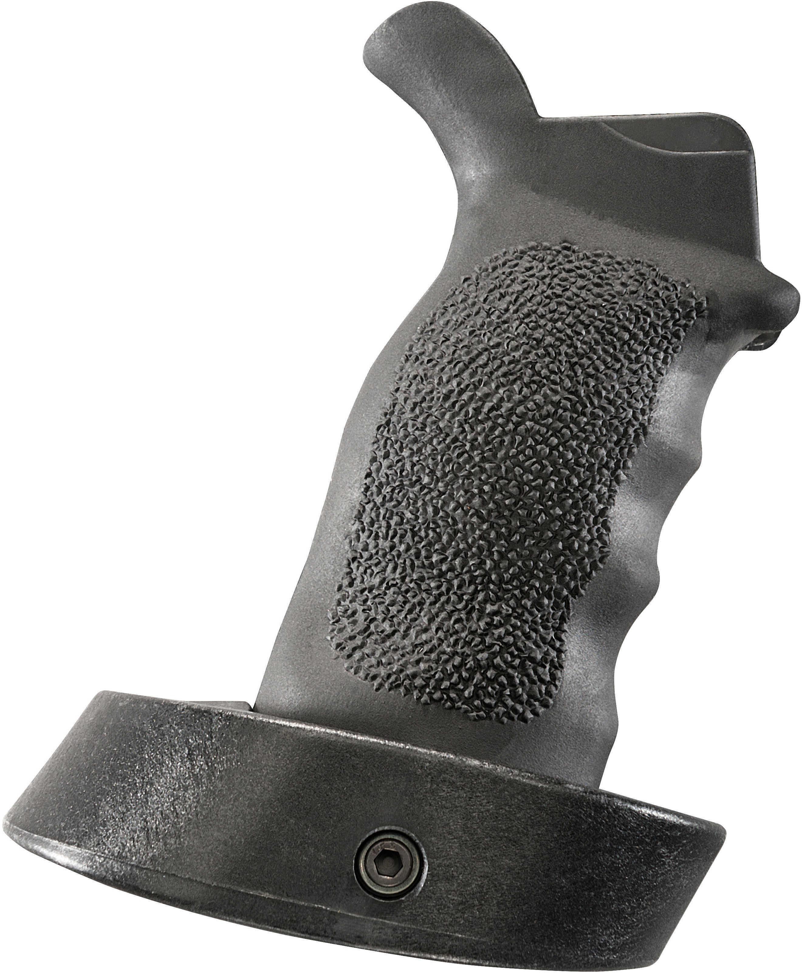Ergo Grip Tactical Deluxe W/ Palm Shelf SUREGRIP AR15 Black