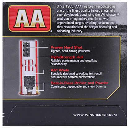 "Winchester Ammo AA128 AA Light Target Load 12 Gauge 2.75"" 1 1/8 Oz 8 Shot 25 Box"