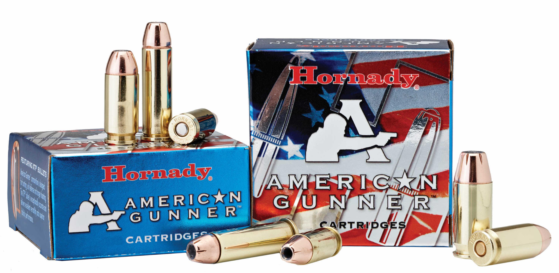 Hornady 40 S&W 180 Gr, XTP, American Gunner 20 Rounds Ammunition