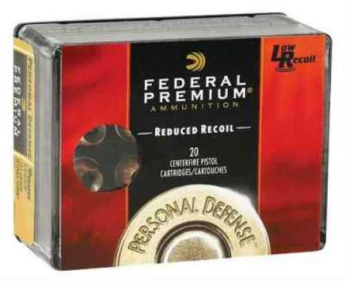 Federal Ammo Premium 327 Federal 98 Grain Hydra-Shok JHP 20-Pack