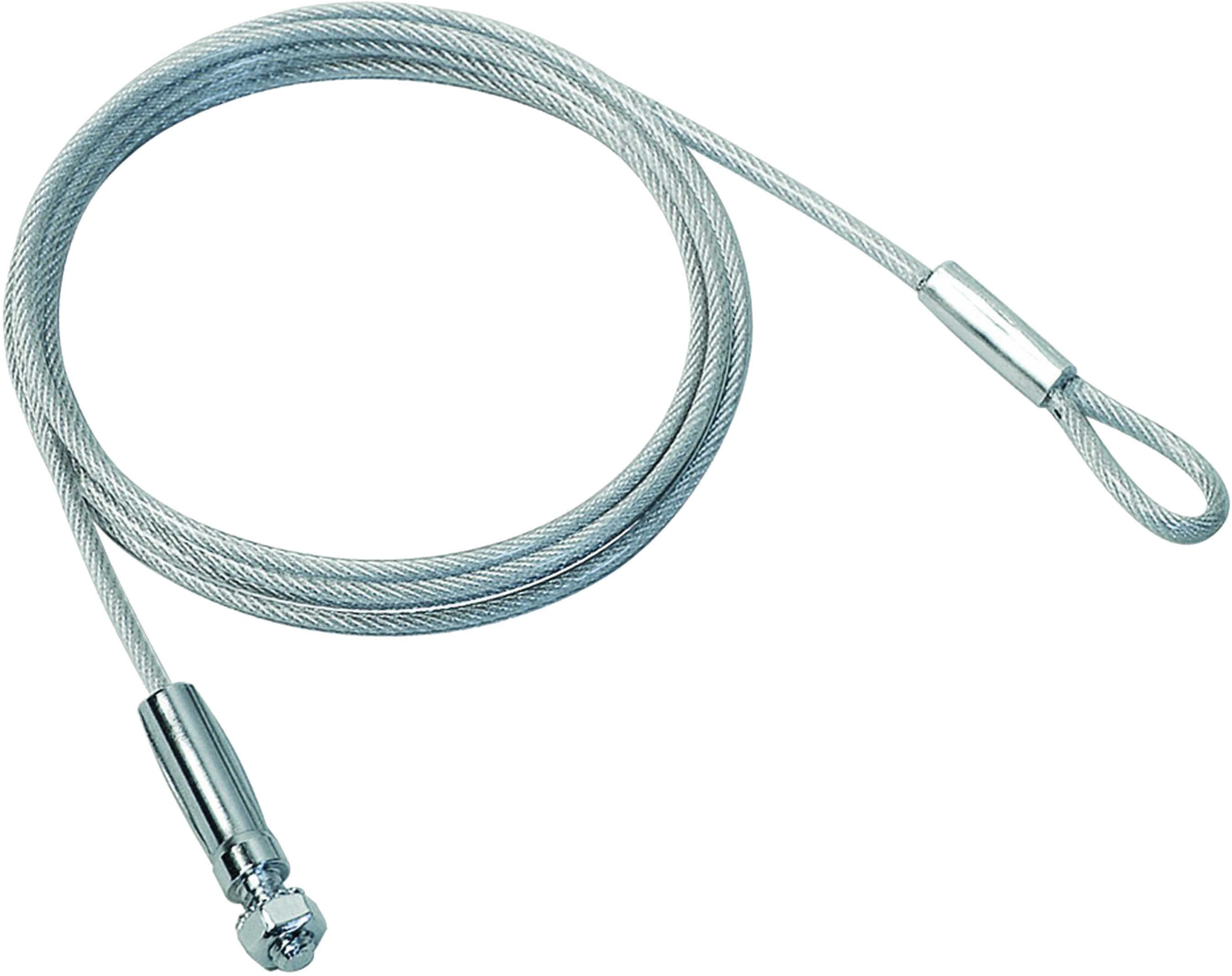 GUNVAULT 6' Security Cable To Secure GUNVAULT Safe
