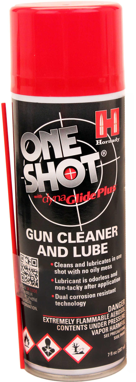 Hornady One Shot Dry Lube 7Oz. Aerosol Can