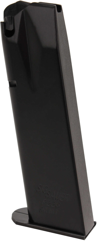 Sig Magazine P226 9MM Luger 15-ROUNDS Black