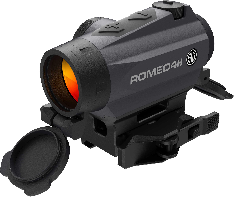 Sig Optics Red Dot Romeo 4H 2 MOA Circle Dot Gray