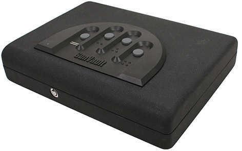 "GUNVAULT MVB500 Biometric Micro Vault 11""X8.5""X2.25"""