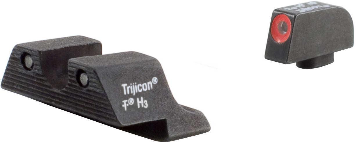 Trijicon Night Sight Set HD Orange Outline for Glock 21