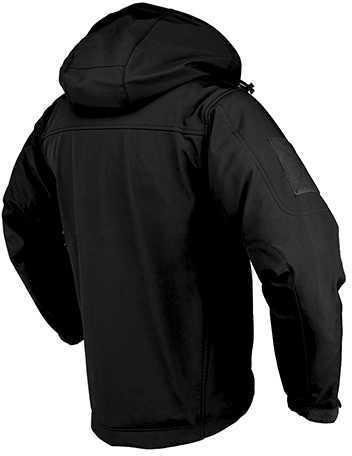 NcStar Vism Delta Zulu Jacket 2X-Large, Black Md: CAJ2968B3XL