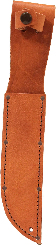 Ka-Bar Full-Size Plain Brown Leather Sheath