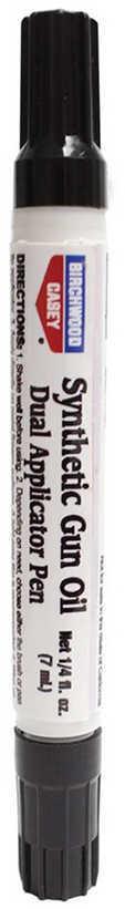 Birchwood Casey Synthetic Gun Oil Pen Dual Applicator Md: 44121