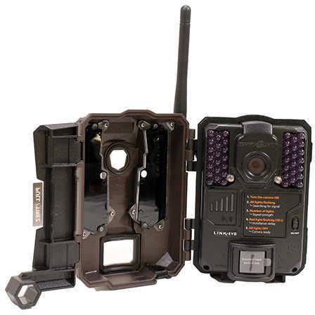 Spypoint LINKEVOV Cellular Trail Camera 12 MP Brown Verizon