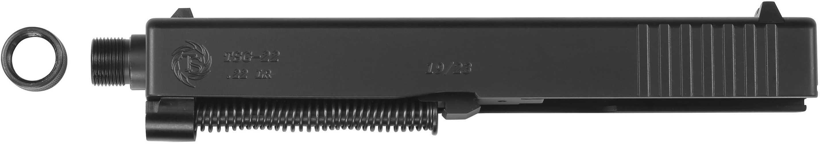 TACSOL TSG-22 for Glock 19 22LR Thrd Conversion Kit