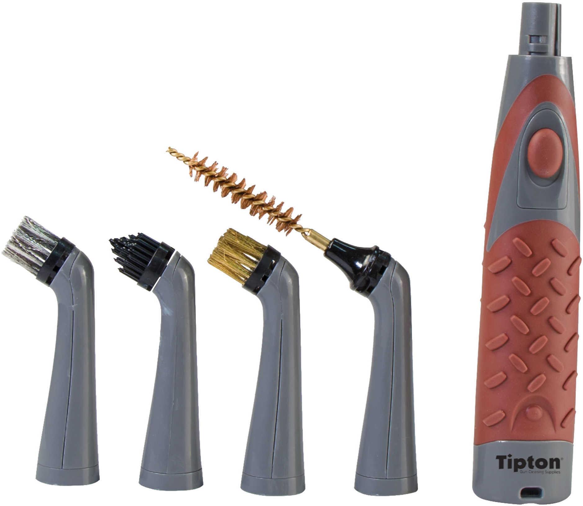 Tipton Power Clean Electric Gun Brush Kit