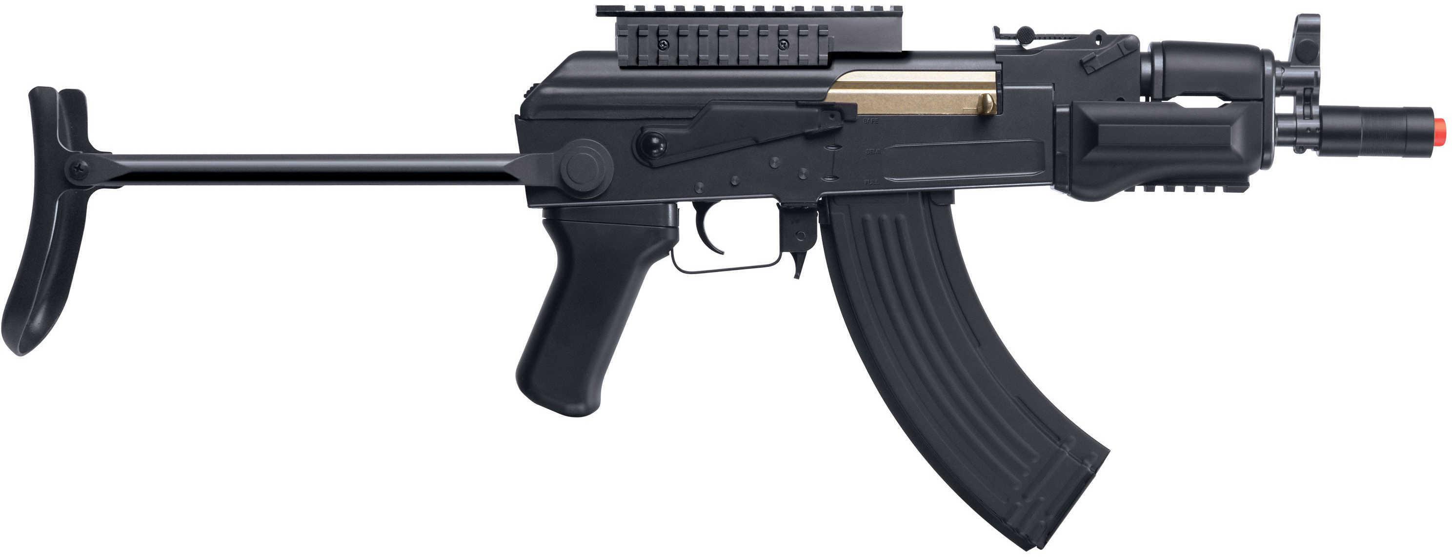 Crosman GF76 AK Carbine Air Rifle Semi-Automatic 6mm Airsoft Black