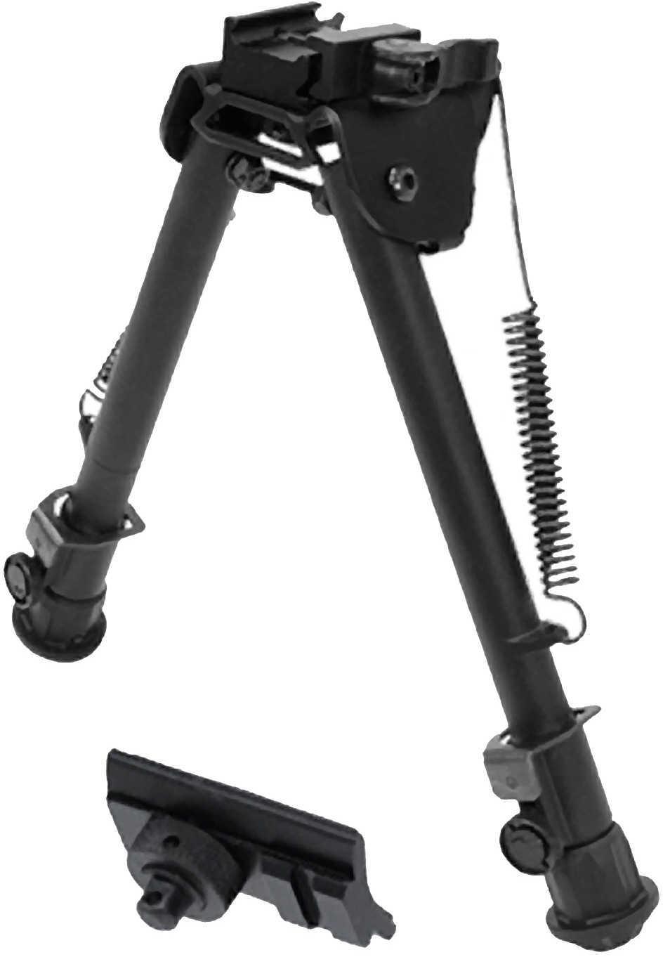 "UTG Tl-BP88Q Tactical Op Bipod With QD Lever Mount Black Metal 8-12.4"""