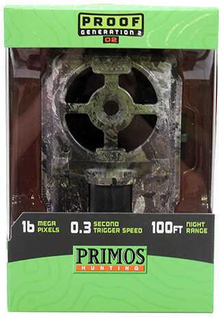 Primos 16MP Proof Camera 02, Grnd Swat, Low Glow Md: 64055