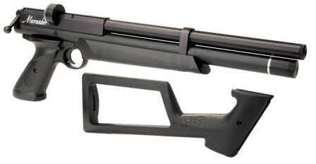 Benjamin Sheridan Marauder Pneumatic MS Pistol, Bolt Model BP2220