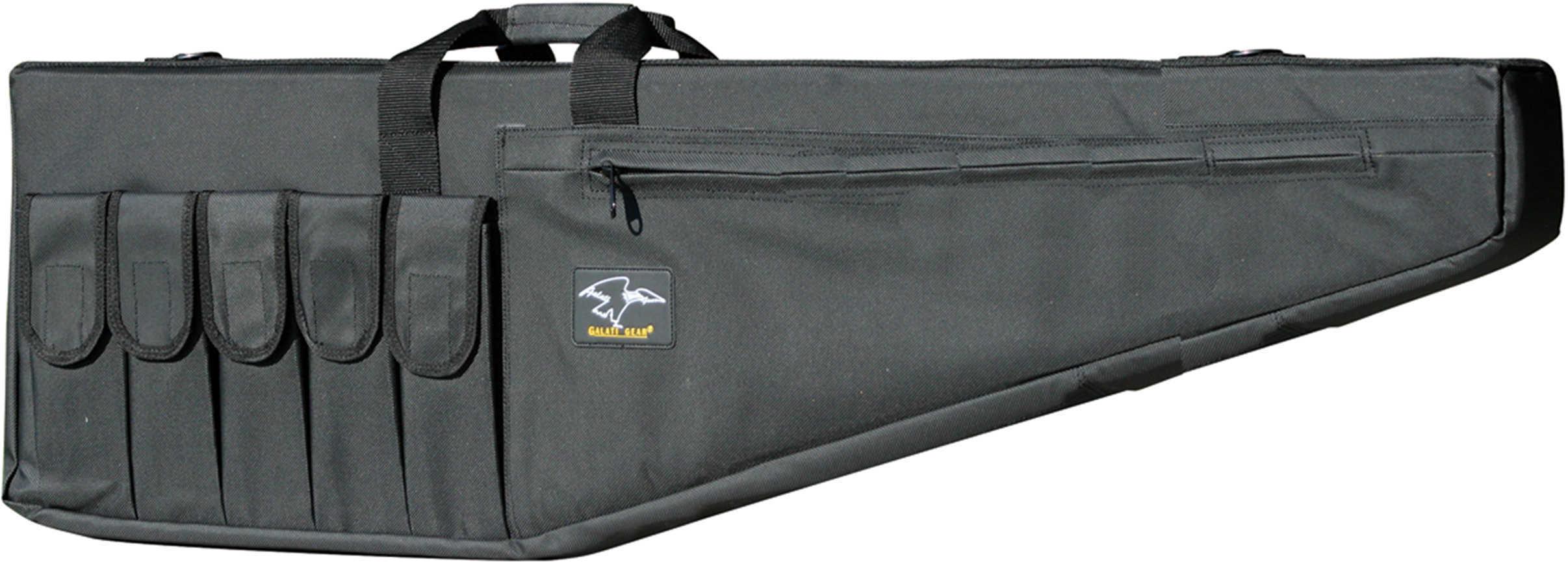 "Galati Gear Rifle Case - 46"", Black Md: 4612XT"