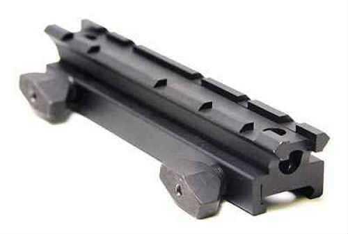 AR-15/M16 Flat Top Picatinny, Aluminum, Scope Riser Md: Pm066