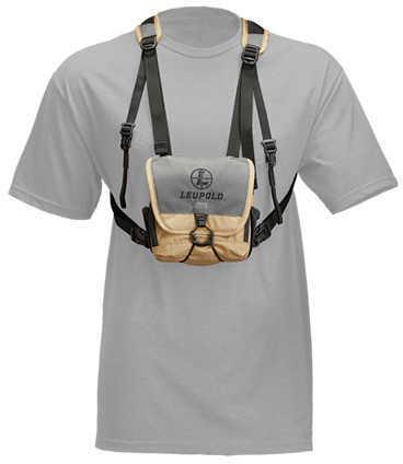 Leupold GO Afield Binocular Harness XF Shadow, Gray/Tan Md: 172543