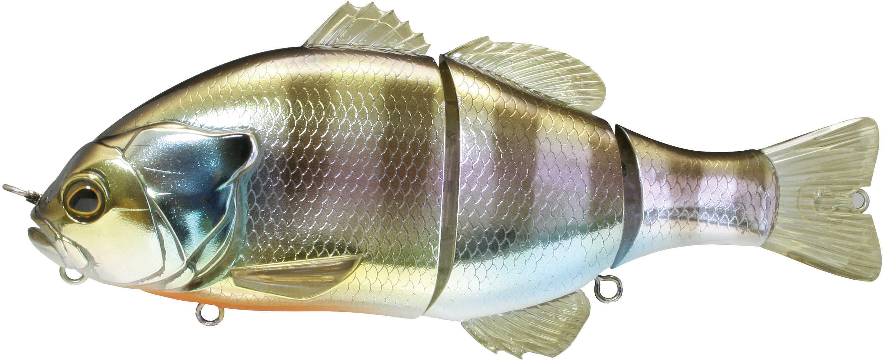 "Jackall Lures Gantarel Swim Bait Hard Lure 6"" Body Length, 2.45 oz, HI Bluegill, Per 1 Md: JGANT-HLB"