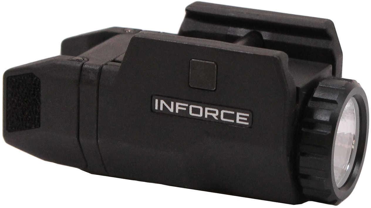 InForce APLc Compact Auto Pistol Light Black, White LED Md: AC-05-1