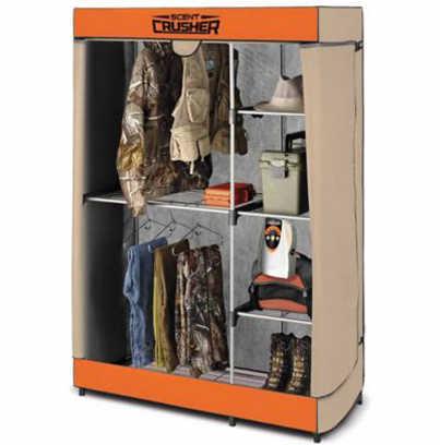 Scent Crusher Hunter's Closet, Flexible Md: 59801-FC