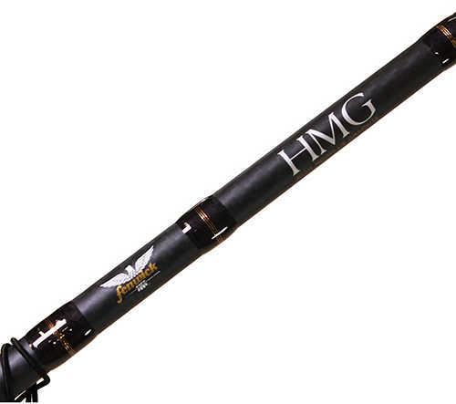"Fenwick HMG Casting Rod 6'6"" Length, 1pc, 8-17 lb Line Rate, 1/4-3/4 oz Lure Rte, Medium Power Md: 1425572"