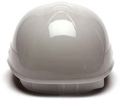 Pyramex Safety Products Ridgeline Bump Cap 4-Point Glide Lock Gray Md: HP40012