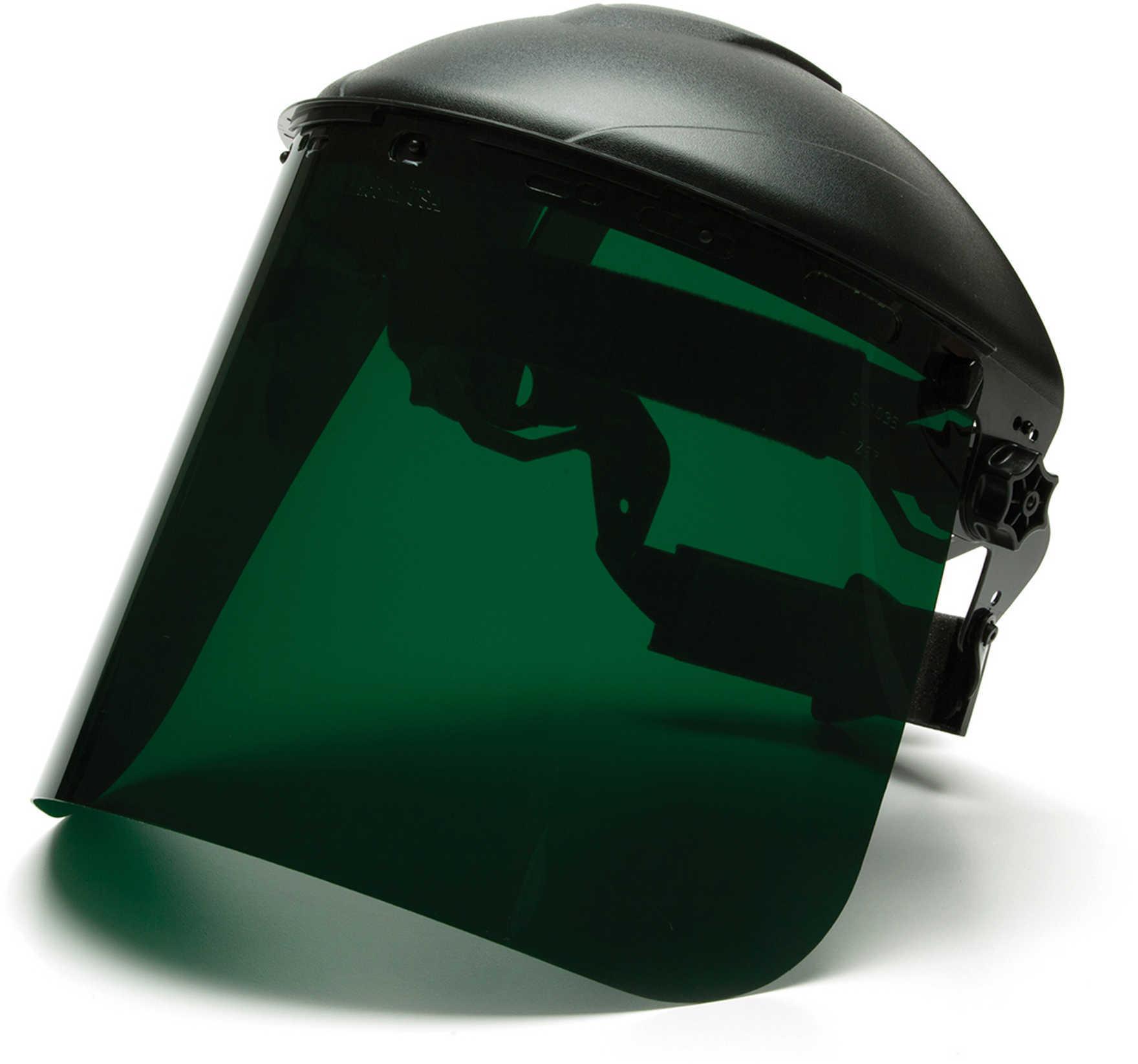 Pyramex Safety Products Shield Polythylene Head Gear Md: S1035