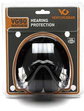 VG Earmuff VGPM90 Series NRR24dB Gray Description