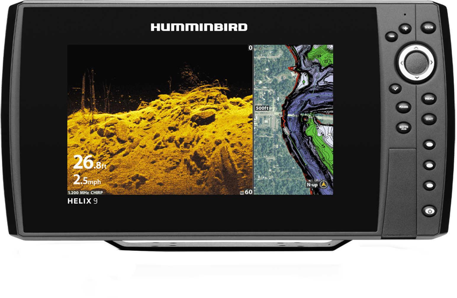 Humminbird Helix 9 CHIRP MEGA DI GPS G2N Md: 410500-1