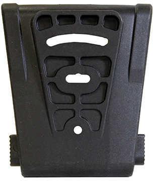 Mako Group 1911 Models Level 1 Holster Swivel, Paddle/Belt, Ambidextrous, Black Md: Scorpus 1911S-B