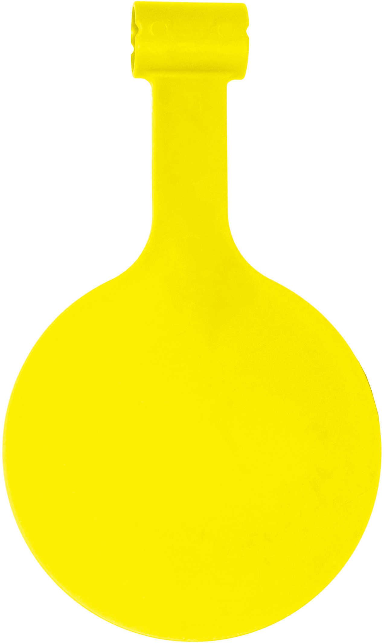 Mako Group 200mm Racket, Swinging/Falling Target Yellow