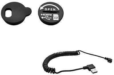 ATN BATTERY PACK W/USB,CAP,STK CASE