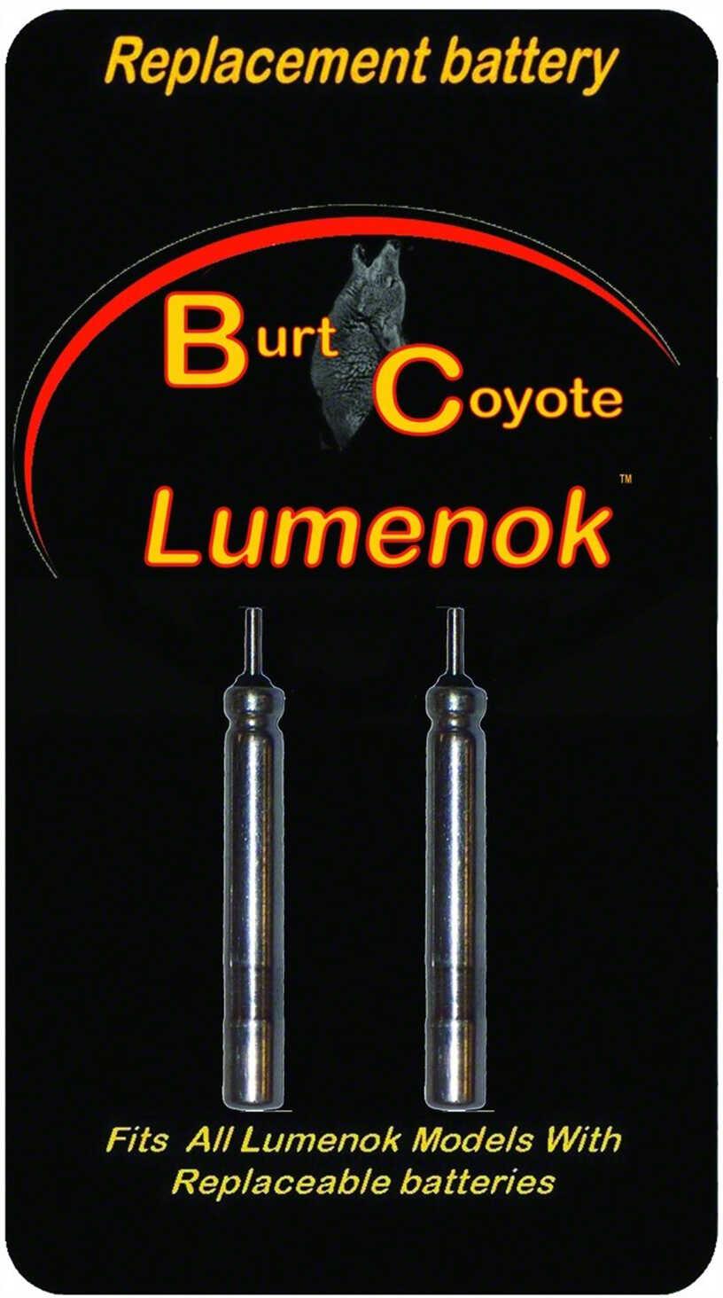 Lumenok Replacment Batteries For Nocks 2 Pk. Model: Rb