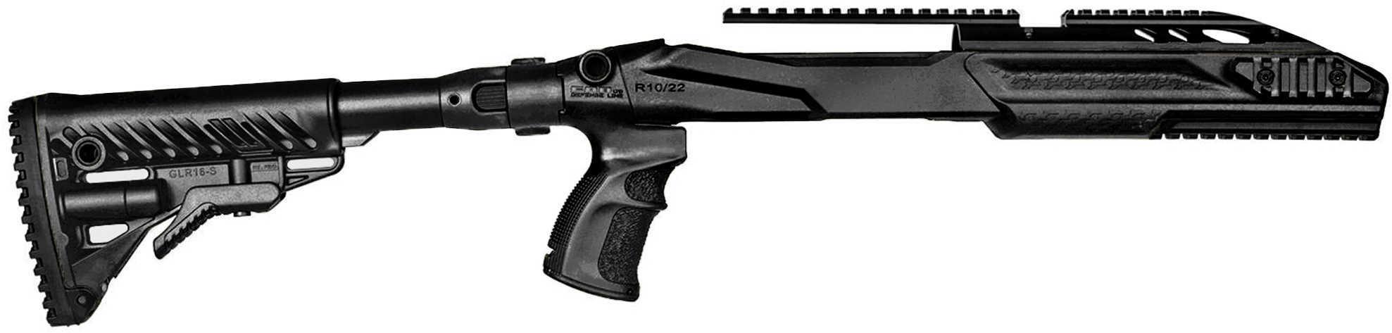 Mako Group Ruger® 10/22® M4 Precision Stock Pro Conversion Kit Black