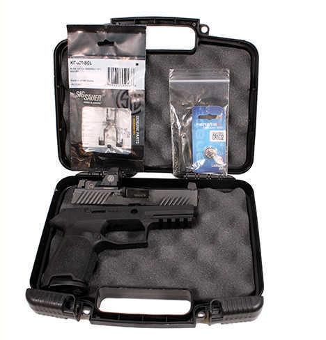Sig Sauer Caliber X-Change Kit P320 Compact, 9mm, RX, Black