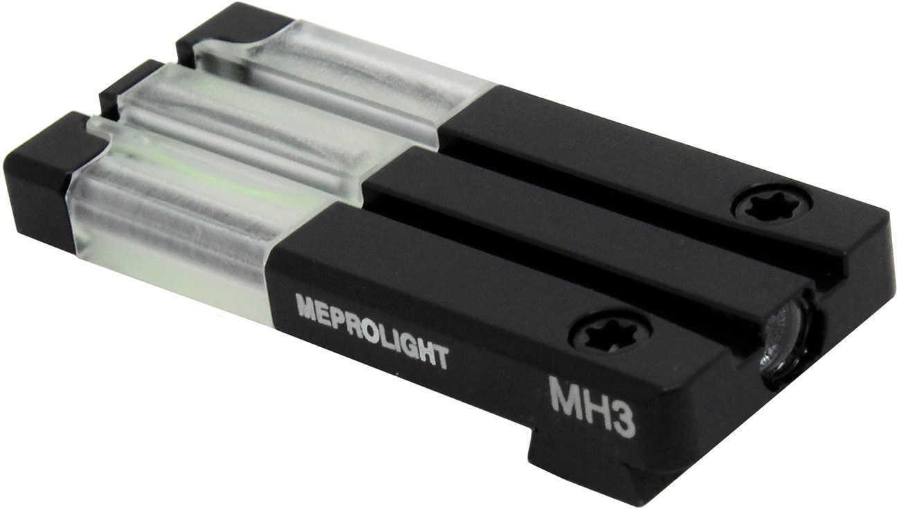 Mako Group Fiber-Tritium Circle Dot Sight Smith & Wesson M&P, Rear Sight, Green