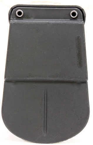 Fobus DSS1 Single 9mm Luger/40 S&W Single Stack Polymer Black