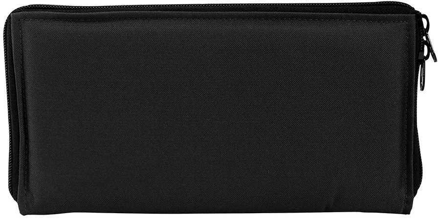 NCSTAR Padded Range Bag Insert Nylon Black Zippered Pouch CV2904B