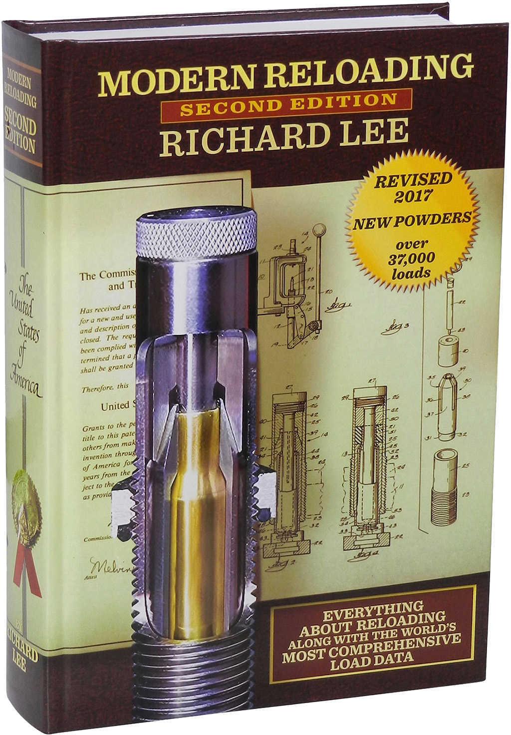 Lee's Reloading Modern Reloading 2nd Edition, Revised Reloading Manual