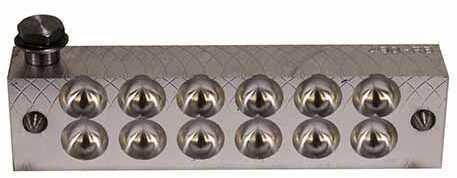 Lee 12 Cavity Mold .490 Round Ball